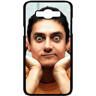 Jugaaduu Bollywood Superstar Aamir Khan Back Cover Case For Samsung Galaxy J7 - J700934