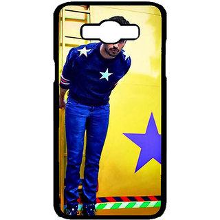 Jugaaduu Bollywood Superstar Siddharth Malhotra Back Cover Case For Samsung Galaxy J7 - J700944