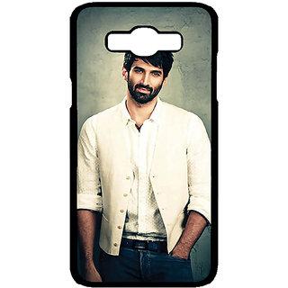Jugaaduu Bollywood Superstar Aditya Roy Kapoor Back Cover Case For Samsung Galaxy J7 - J700948
