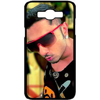 Jugaaduu Bollywood Superstar Honey Singh Back Cover Case For Samsung Galaxy J7 - J701181