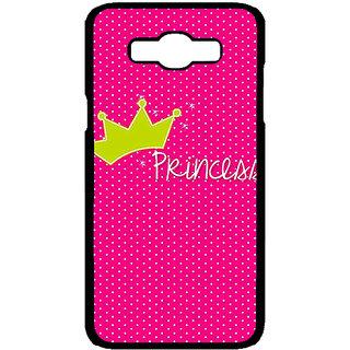 Jugaaduu Princess Back Cover Case For Samsung Galaxy J7 - J701400