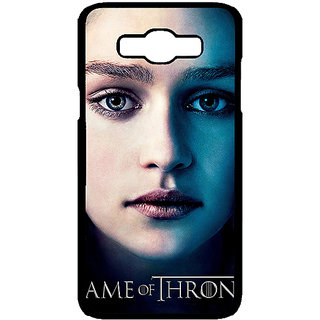 Jugaaduu Game Of Thrones GOT Khaleesi Daenerys Targaryen Back Cover Case For Samsung Galaxy J7 - J701544