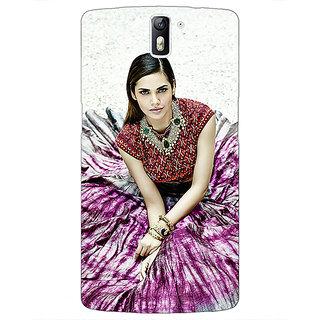 Jugaaduu Bollywood Superstar Esha Gupta Back Cover Case For OnePlus One - J410968