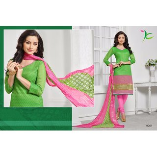 vikat fashions dress material for women