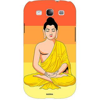 Jugaaduu Gautam Buddha Back Cover Case For Samsung Galaxy Grand Neo GT-I9060 - J111267