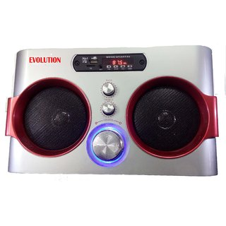 Evolution Cart USB MP3 FM AUX PLAYER