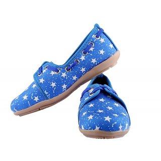 Ventyn Women Casual Blue Shoes
