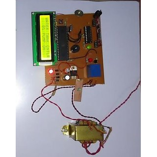 Engineering project-Water Level Controller using 8051 Microcontroller