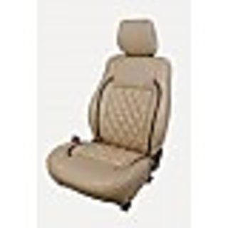 BECART PU Leather Seat Cover For Maruti Ritz