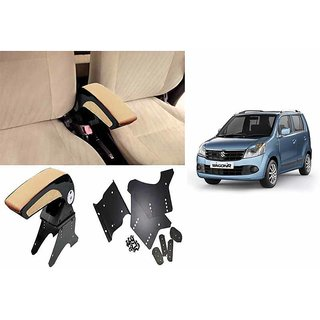 Takecare Car Arm Rest For Maruti Wagon R Old 2010-2015