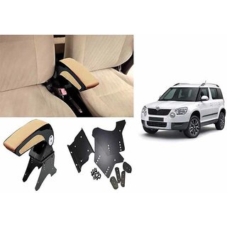 Takecare Car Arm Rest For Scoda Yeti