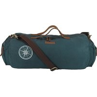 The House of Tara Waxed Canvas Duffle/Gym Bag 20 inch/50 cm (Combat Blue)