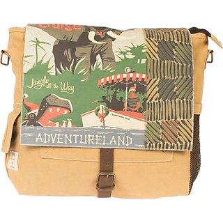 The House of Tara Adventure Land Bag 13 L Medium Backpack (Multicolor Size - 300) HTBS 010