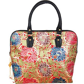 The House of Tara Hand-held Bag (Multicolor) HTT 287