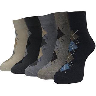 A&G Mens Anckle Socks 100 % cotton