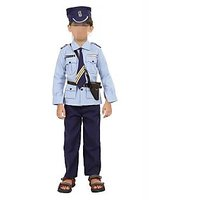 Navy Fancy Dress Costume For Kids