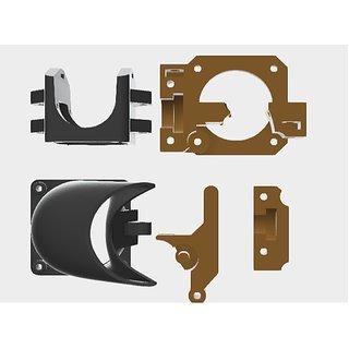 Prusa i3 Mendel Rework Customisable 3D Printed Parts