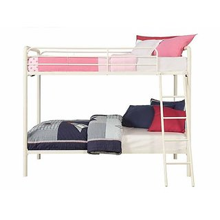 Buy Diamond Bunk Bed Color Orange White Online Get 44 Off