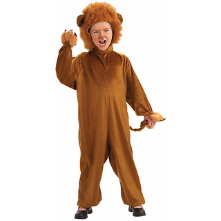Lion Fancy Dress Costume For Kids