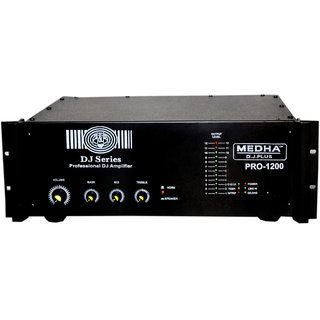 medha 1200 watt professional high power mosfet dj amplifier with 1 rh shopclues com
