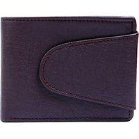 Contra Men Brown Artificial Leather Wallet (4 Card Slots) KBH-WW24