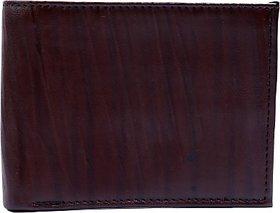 Contra Men Brown Artificial Leather Wallet (4 Card Slots) KBH-WW22