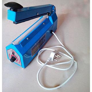 12 Hand Impulse Sealer Heat Sealing Machine Plastic Bag Sealer