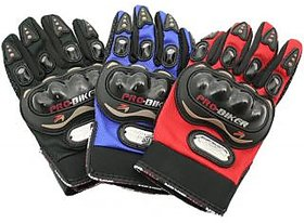 pro bike hand gloves multicolor As per our stock