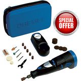 BRANDED Dremel 7700 CORDLESS Dremel 7.2V With It's Go Anywhere Convenience