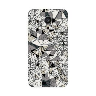 Garmor Designer Plastic Back Cover For Meizu MX5