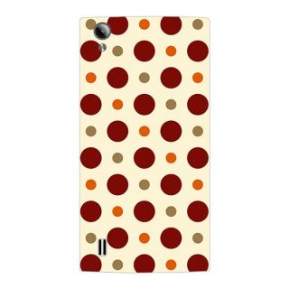 Garmor Designer Plastic Back Cover For Vivo Y15