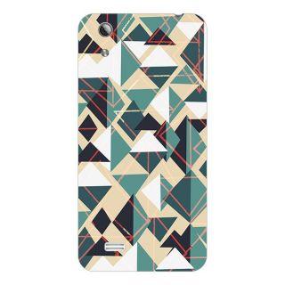 Garmor Designer Plastic Back Cover For Vivo Y18