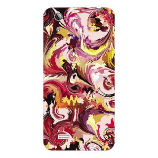 Garmor Designer Plastic Back Cover For Vivo Y18