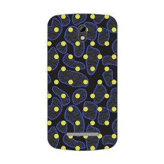 Designer Plastic Back Cover For HTC Desire 500