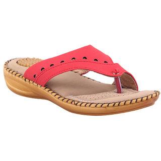 MSC Women's Red Flats