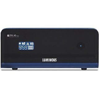 Luminous Zelio 1100 VA Sine Wave Home UPS Inverter Pure Sine Wave Inverter