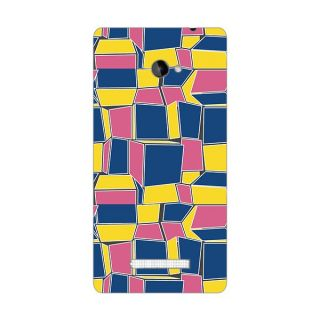 Designer Plastic Back Cover For HTC Windows Phone 8X