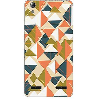Designer Plastic Back Cover For Lenovo A6000 Plus