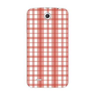 Designer Plastic Back Cover For Lenovo A859