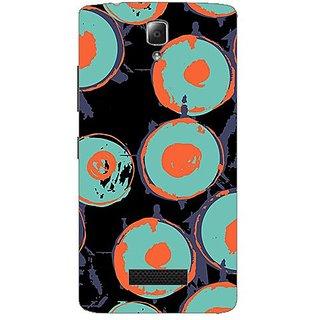 Designer Plastic Back Cover For Lenovo A2010