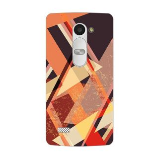 Designer Plastic Back Cover For LG Leon 4G LTE H340N