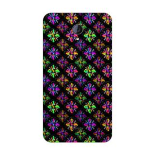 Designer Plastic Back Cover For Micromax A106 Unite 2