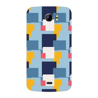 Designer Plastic Back Cover For Micromax A110 Canvas 2