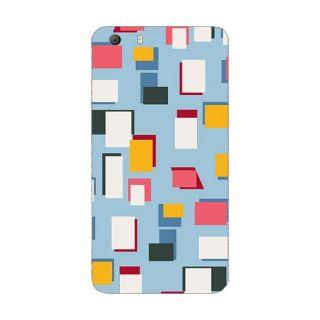Designer Plastic Back Cover For Micromax Canvas Knight E471