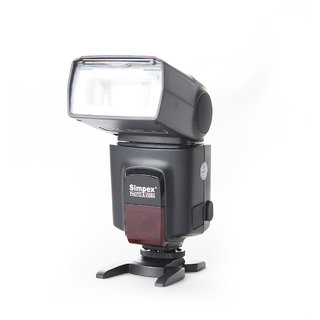 Simpex 522 camera flash Speed light