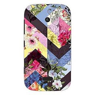 Garmor Designer Plastic Back Cover For Nokia Lumia 510