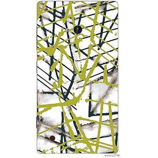 Garmor Designer Plastic Back Cover For Nokia Lumia 720