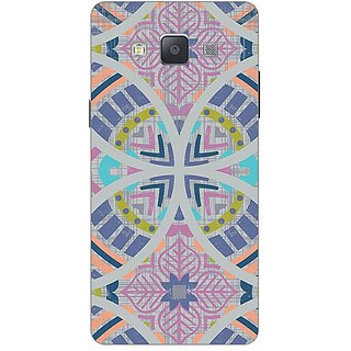 Garmor Designer Plastic Back Cover For Samsung Galaxy A5 SM-A500