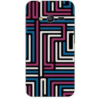 Garmor Designer Plastic Back Cover For Samsung Galaxy Ace NXT SM-G313
