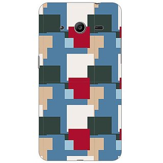 Garmor Designer Plastic Back Cover For Samsung Galaxy Core II SM-G355H